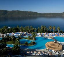 Bodrum Holiday Resort in Bodrum, Aegean Coast, Turkey