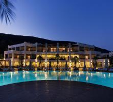 Latanya Park Resort in Bodrum, Aegean Coast, Turkey