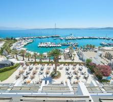 Altin Yunus Resort And Thermal Hotel in Cesme, Aegean Coast, Turkey
