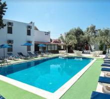 Ali Baba Hotel in Gumbet, Aegean Coast, Turkey