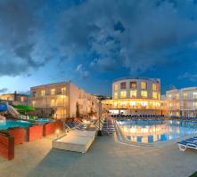 Bodrum Beach Resort in Gumbet, Aegean Coast, Turkey