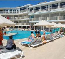 Royal Panacea Hotel in Gumbet, Aegean Coast, Turkey