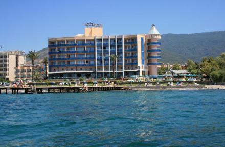 Faustina Hotel in Kusadasi, Aegean Coast, Turkey