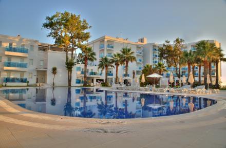 Le Bleu Hotel and Spa Kusadasi in Kusadasi, Aegean Coast, Turkey