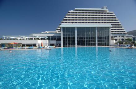 Palm Wings Ephesus Hotel in Kusadasi, Aegean Coast, Turkey