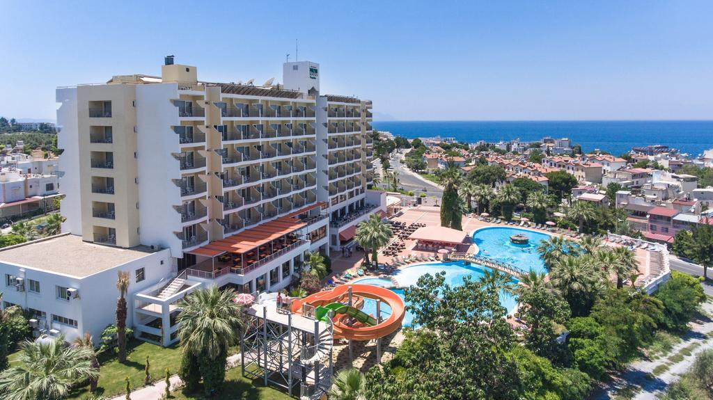Palmin Hotel in Kusadasi, Aegean Coast, Turkey