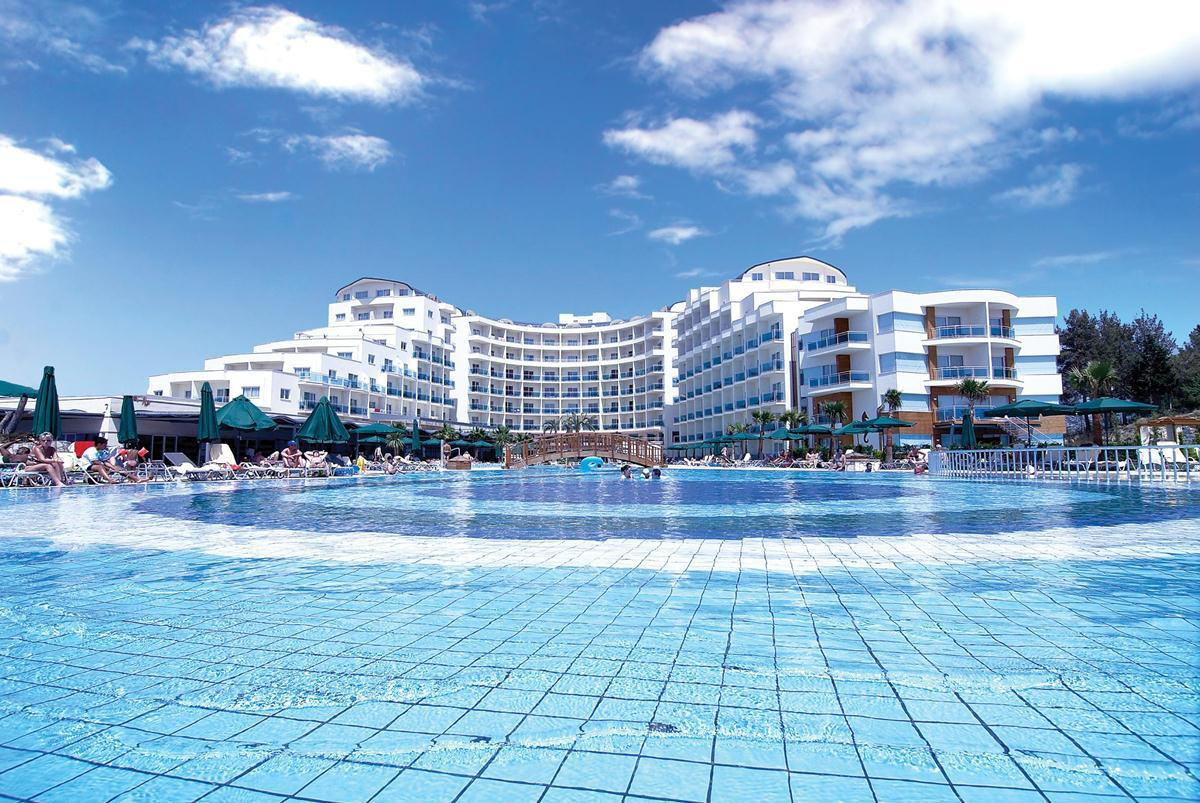 Sealight Resort Hotel in Kusadasi, Aegean Coast, Turkey
