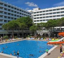 Hotel Grand Efe in Ozdere, Aegean Coast, Turkey