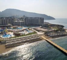 Sunis Efes Royal Palace in Ozdere, Aegean Coast, Turkey