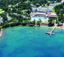Isil Club Hotel Bodrum in Torba, Aegean Coast, Turkey