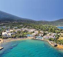 Samara Hotel in Torba, Aegean Coast, Turkey