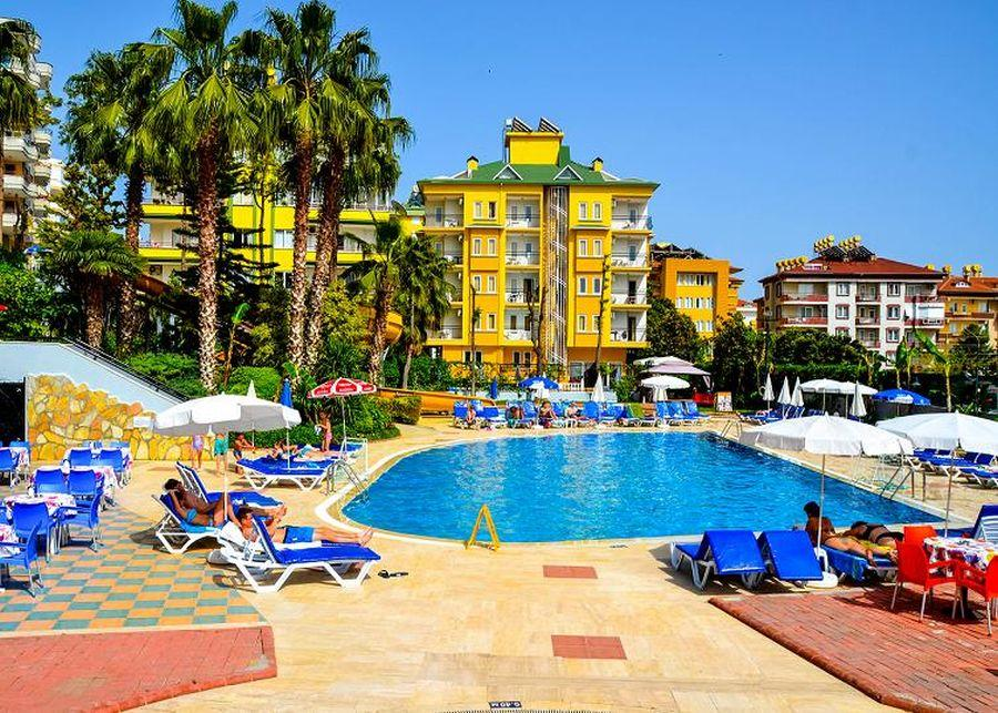 Ark Suite Hotel in Alanya, Antalya, Turkey