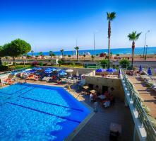 Blue Sky Hotel in Alanya, Antalya, Turkey