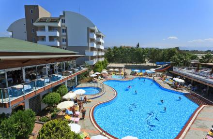 Club Mermaid Village in Alanya, Antalya, Turkey