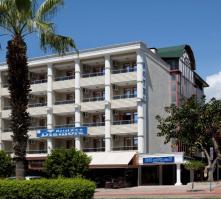Diamore Hotel in Alanya, Antalya, Turkey