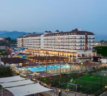 Eftalia Splash Resort in Alanya, Antalya, Turkey