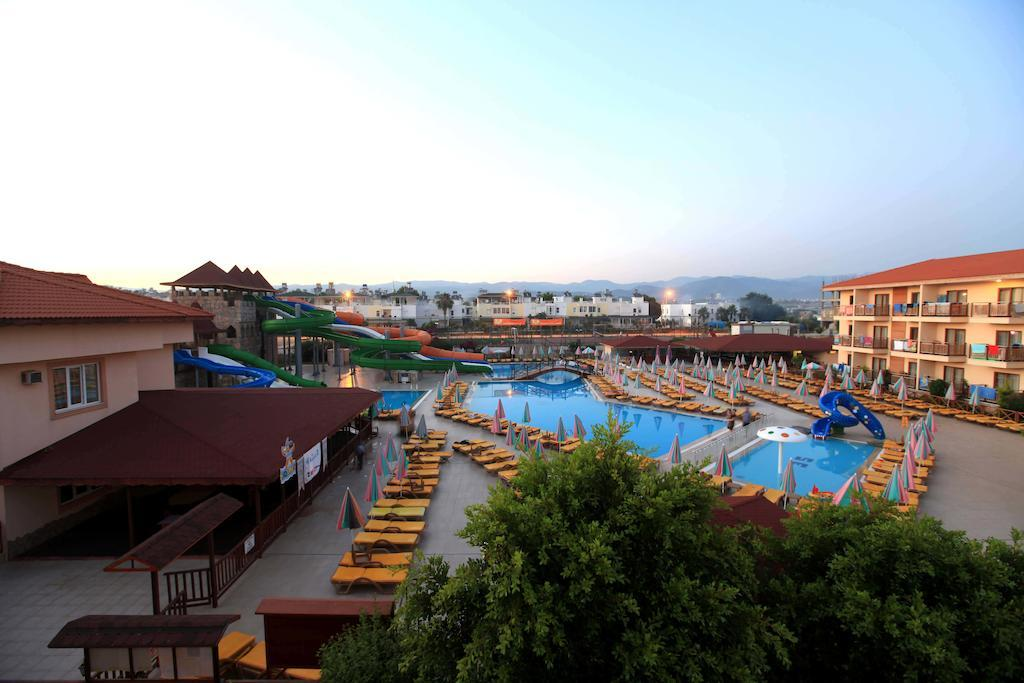 Eftalia Village Hotel in Alanya, Antalya, Turkey