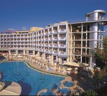 Grand Kaptan Hotel in Alanya, Antalya, Turkey