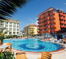 Kahya Hotel in Alanya, Antalya, Turkey