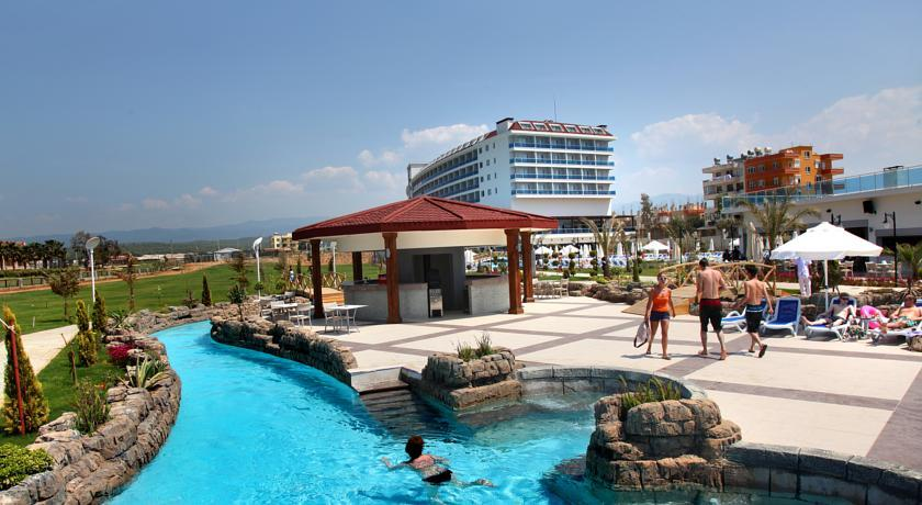 Kahya Resort Aqua And Spa Hotel in Alanya, Antalya, Turkey