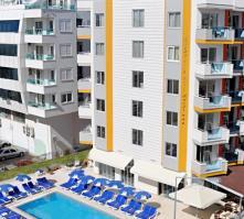 Kleopatra Arsi Hotel in Alanya, Antalya, Turkey