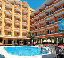 Kleopatra Fatih hotel in Alanya, Antalya, Turkey