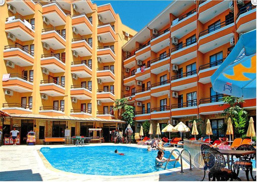 Kleopatra Fatih hotel in Alanya, Antalya, Turkey