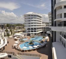 Laguna Beach Alya Resort And Spa in Alanya, Antalya, Turkey