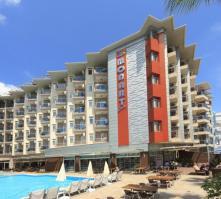 Monart City Hotel in Alanya, Antalya, Turkey