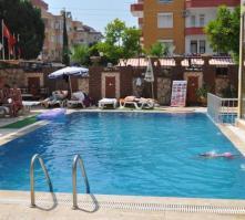 Moonlight Hotel in Alanya, Antalya, Turkey