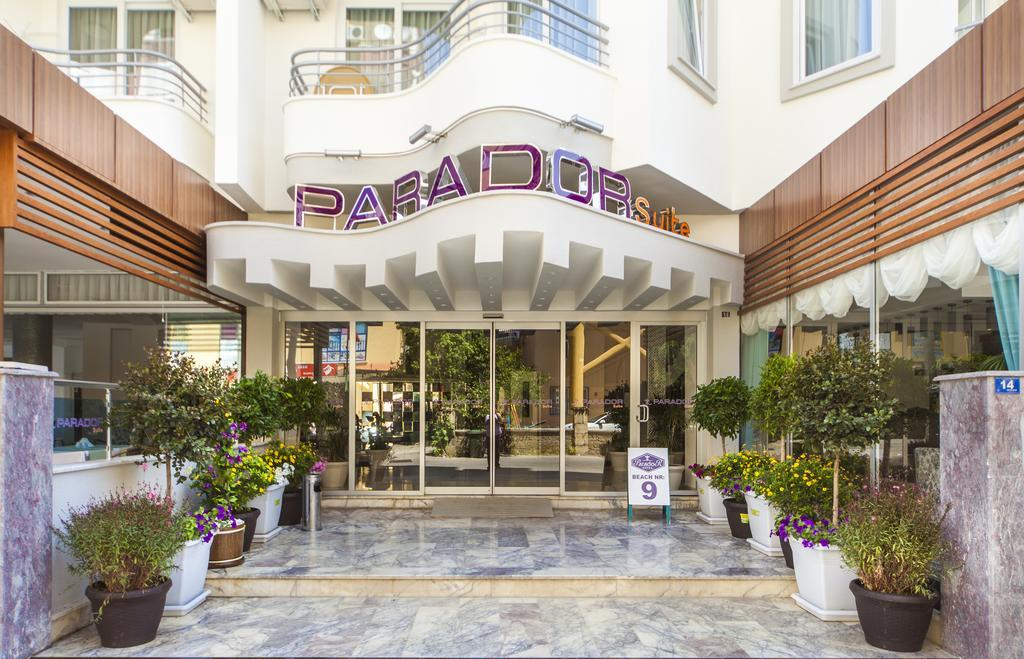 Parador Suites in Alanya, Antalya, Turkey