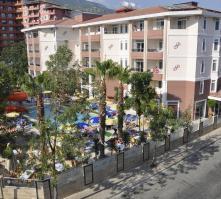 Primera Hotel And Apartments in Alanya, Antalya, Turkey