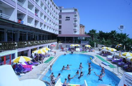 Royal Ideal Beach Hotel in Alanya, Antalya, Turkey