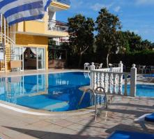 Select Apartments Hotel in Alanya, Antalya, Turkey