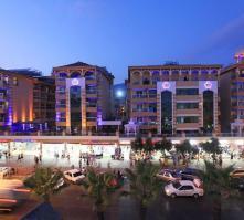Tac Premier in Alanya, Antalya, Turkey