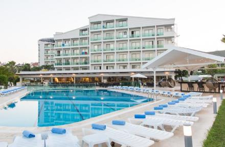 Club Hotel Falcon in Antalya City, Antalya, Turkey