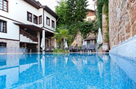 Dogan Hotel Antalya in Antalya City, Antalya, Turkey