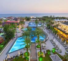 Alva Donna Exclusive Hotel And Spa in Belek, Antalya, Turkey