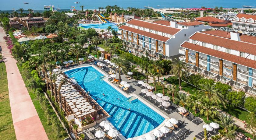 Belek Beach Resort In Turkey Holidays From 1697pp Loveholidays