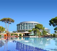 Calista Luxury Resort in Belek, Antalya, Turkey