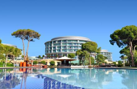 Calista Luxury Resort In Belek Turkey Holidays From 163