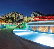 Cornelia de Luxe Resort in Belek, Antalya, Turkey