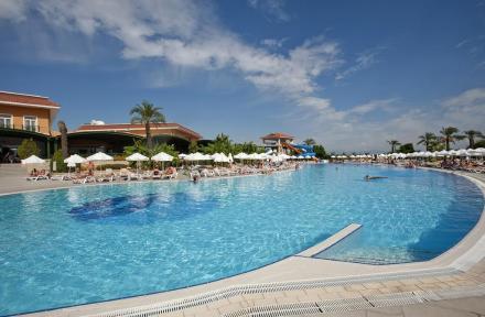 Crystal Paraiso Verde Resort Belek in Belek, Antalya, Turkey