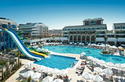 Crystal Waterworld Resort And SPA in Belek, Antalya, Turkey