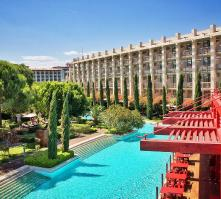 Gloria Serenity Resort in Belek, Antalya, Turkey