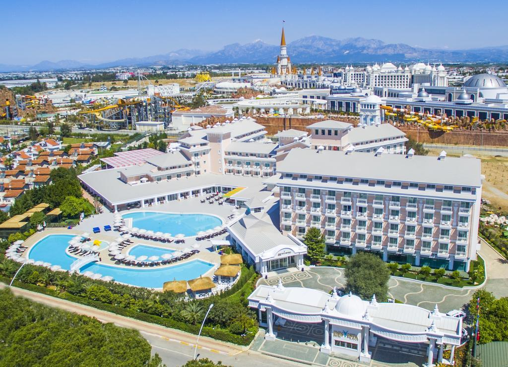 Innvista Hotels Belek in Belek, Antalya, Turkey