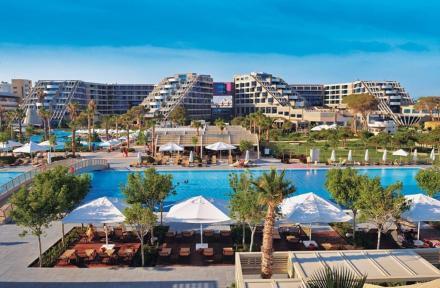 Susesi Luxury Resort in Belek, Antalya, Turkey