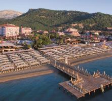 Akka Alinda Hotel in Kemer, Antalya, Turkey