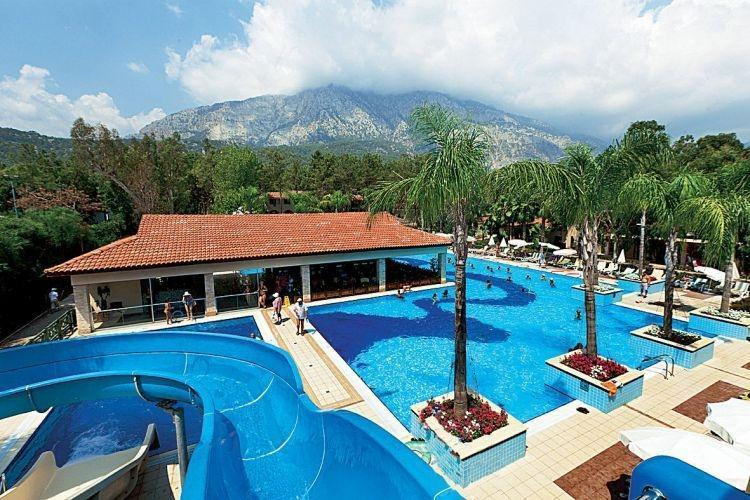 Champion Holiday Village in Kemer, Antalya, Turkey