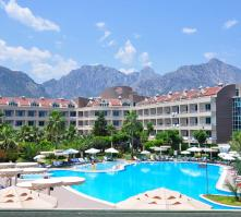 Fame Residence Goynuk in Kemer, Antalya, Turkey